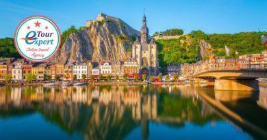 5 очаровательных городов в одной самой крошечной европейской стране