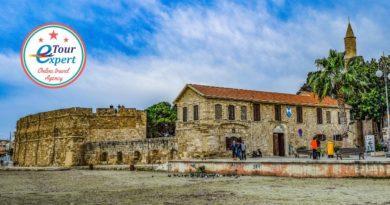 Дешевые авиабилеты в Ларнаку, Кипр