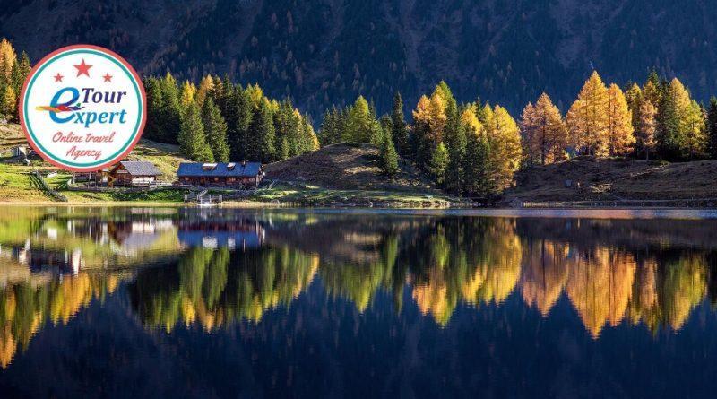 Очарование Австрии фоторепортаж