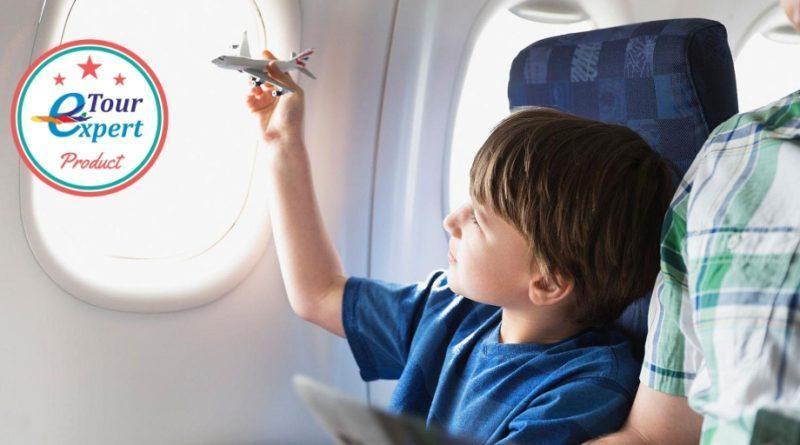 Чужие дети в самолете