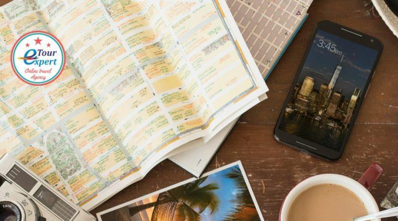5 приложений для путешествий в твоем смартфоне