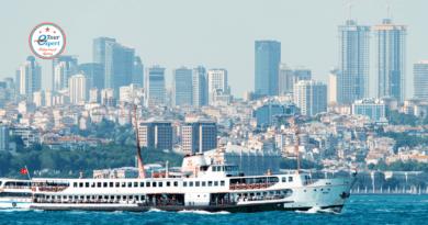 Город-сказка на двух континентах крупнейший мегаполис Турции