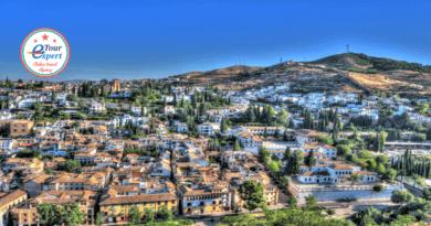 Как увидеть средневековую красоту Гранады, Испания