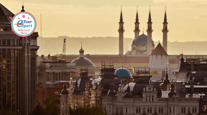 Казань: современный европейский мегаполис
