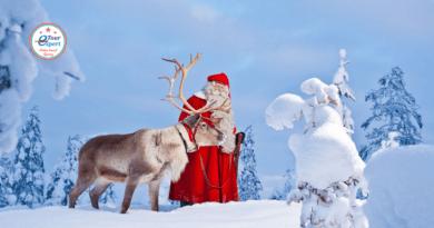 Лапландия: место, где дарят счастье и подарки