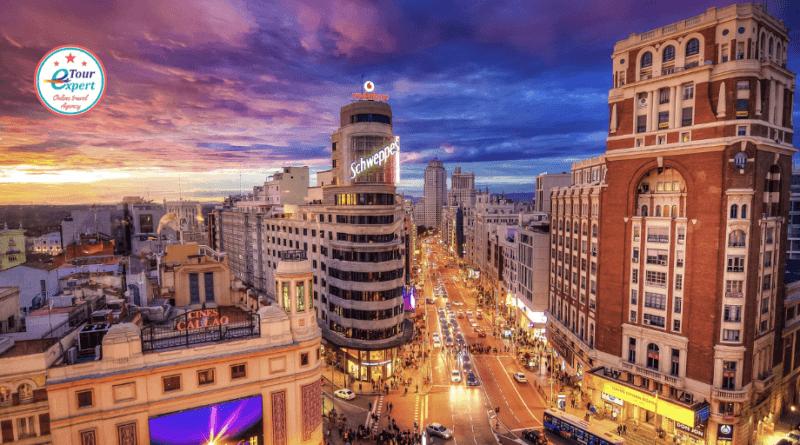 От заката до рассвета самый разгульный город Испании