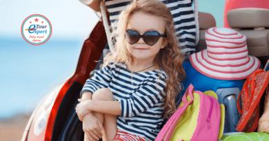 Отдых с детьми: путешествие начинается… дома