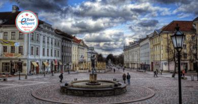 Рождественское путешествие в Тарту, Эстония