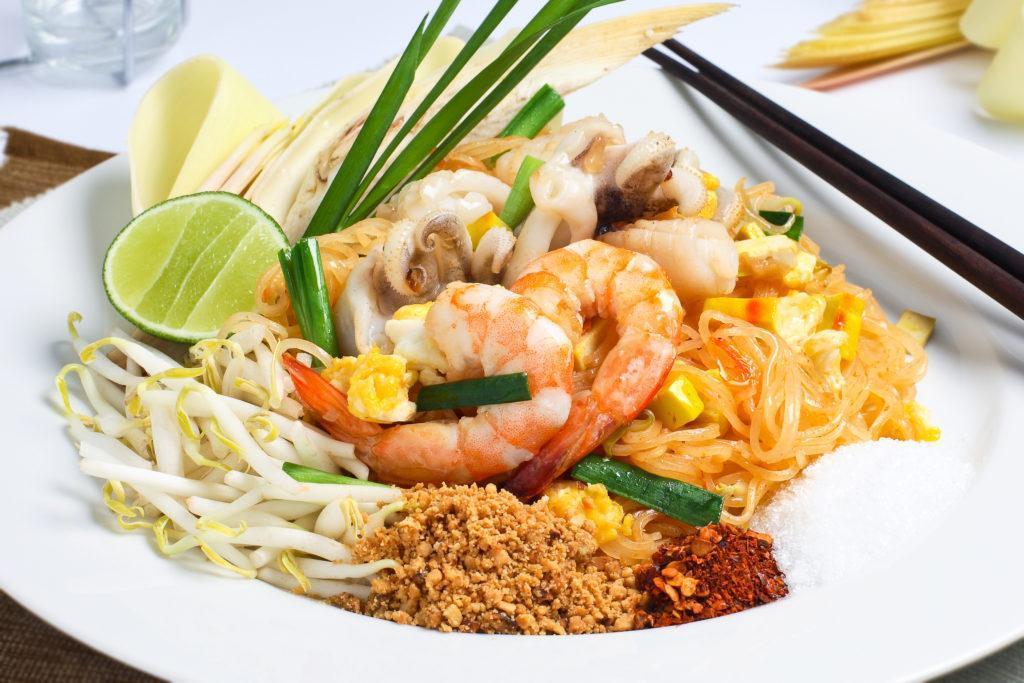 тайская кухня в картинках