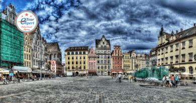 Вроцлав, Польша: успешный город-бренд