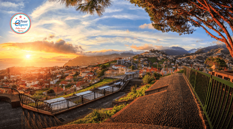 Мадейра, Португалия – остров, где родилось вино