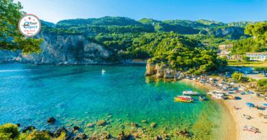 Прекрасный Корфу – греческая жемчужина Ионического моря