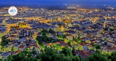 Серрес - сердце северной Греции