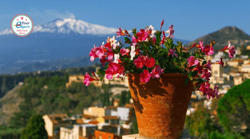 Таормина - жемчужина Сицилии
