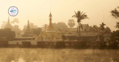 Золотой треугольник Таиланд путеводитель