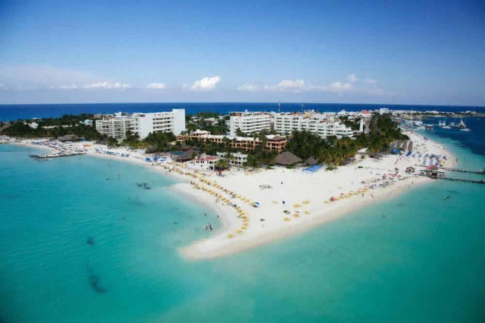 Лучшие курорты в Мексике