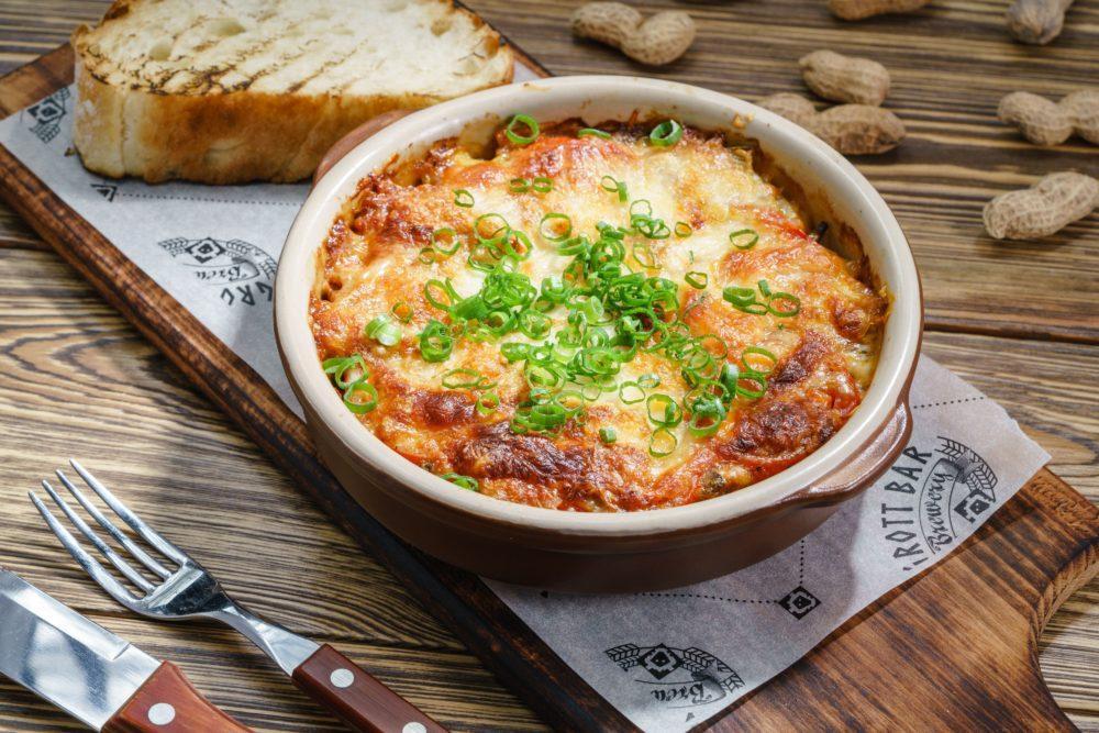Греческая кухня - полезная и уникальная