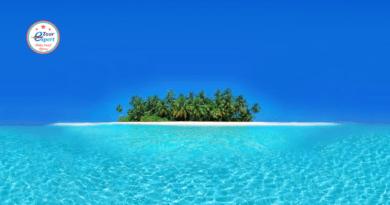 азбука островов в Карибском море