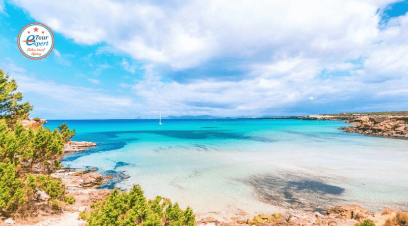 Испанский остров Форментера