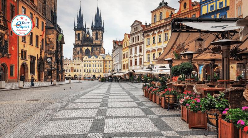 Туры в Чехию от 13505 руб.