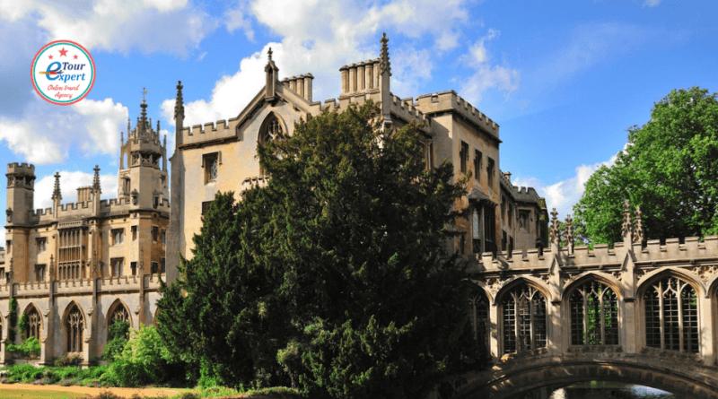 Знаменитые университетские здания в мире