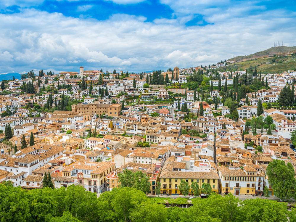 Гранада: город, который нельзя забыть