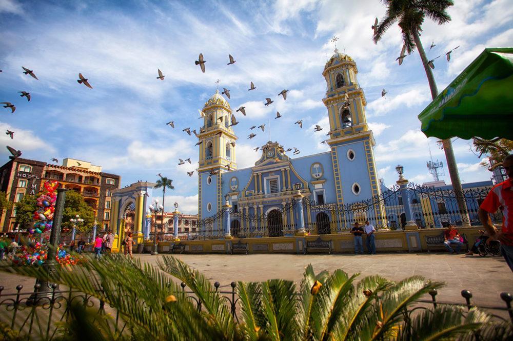Путешествие в далекую Мексику