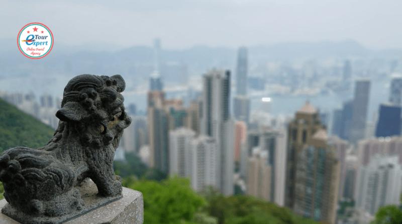 Гонконг – город, который заряжает