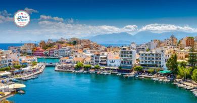 Остров Крит: главный тренд отдыха весна-лето 2019