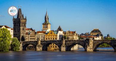 Прогулки по роскошной Праге