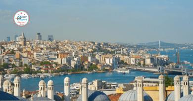 Стамбул: Европа и Азия в одном флаконе