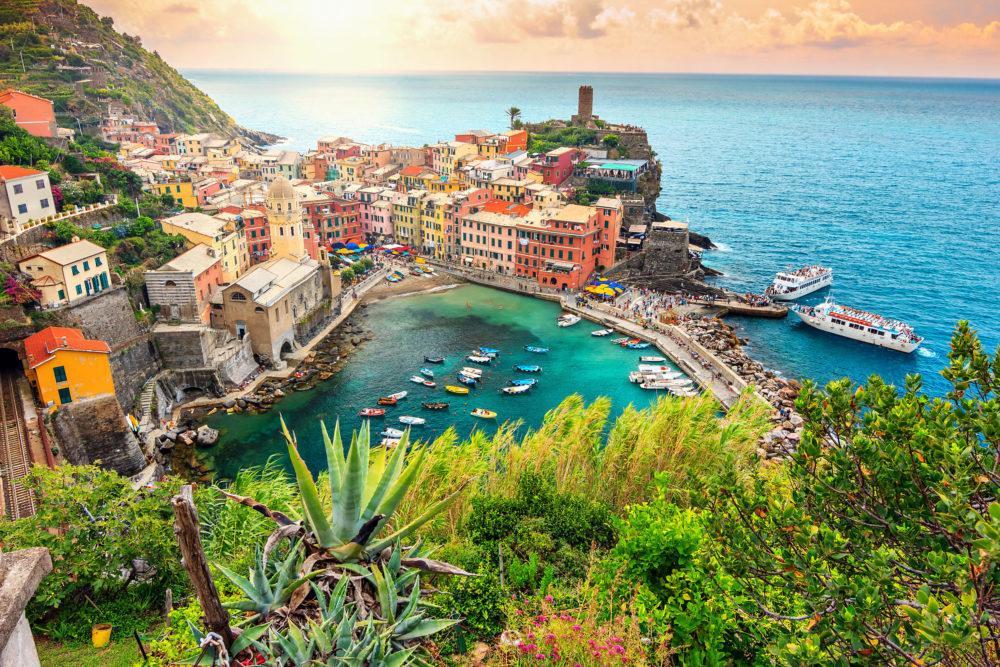10 лучших мест для летнего отдыха в Италии