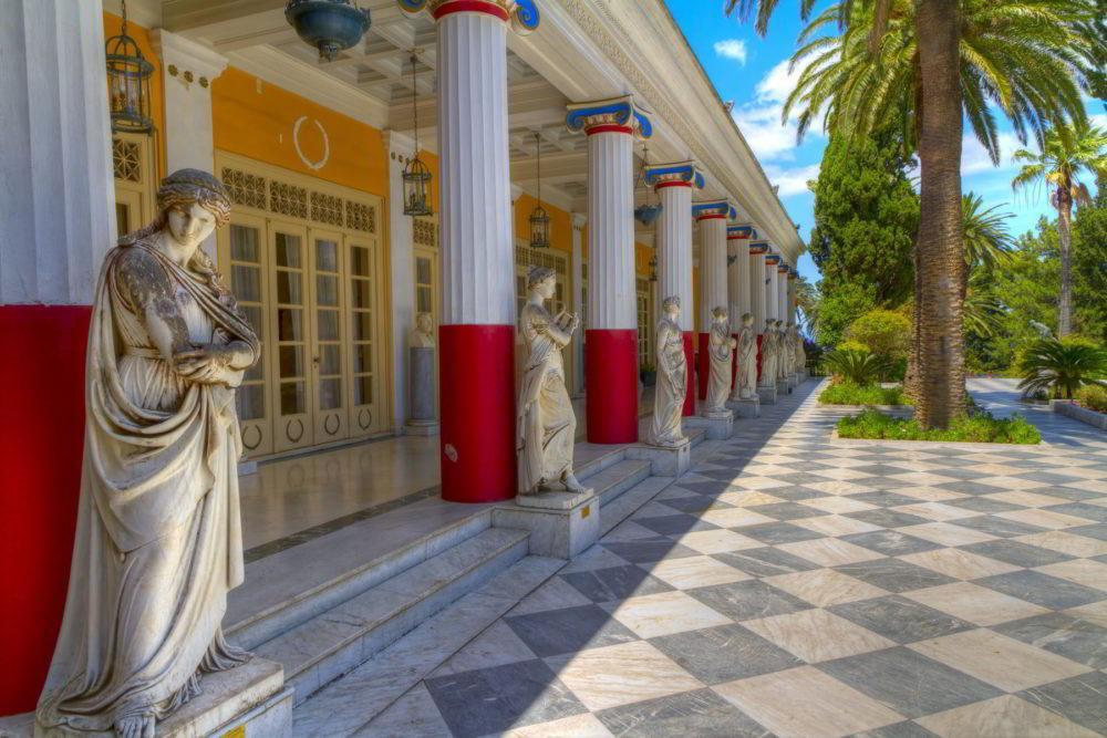 Незабываемый отдых на Корфу