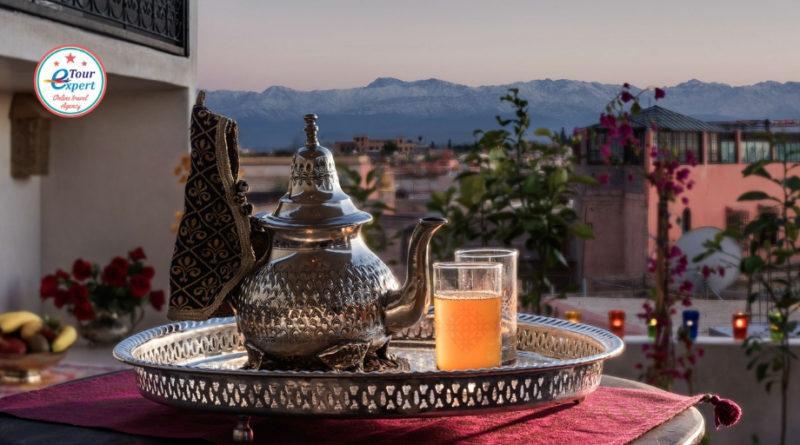 пять захватывающих дней в Марракеше и его окрестностях