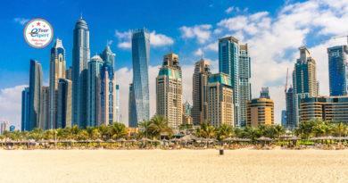 Путешествие в Дубай летом – большие плюсы