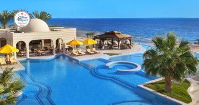 Роскошь Египта: «люксовый» отдых на берегу Красного моря