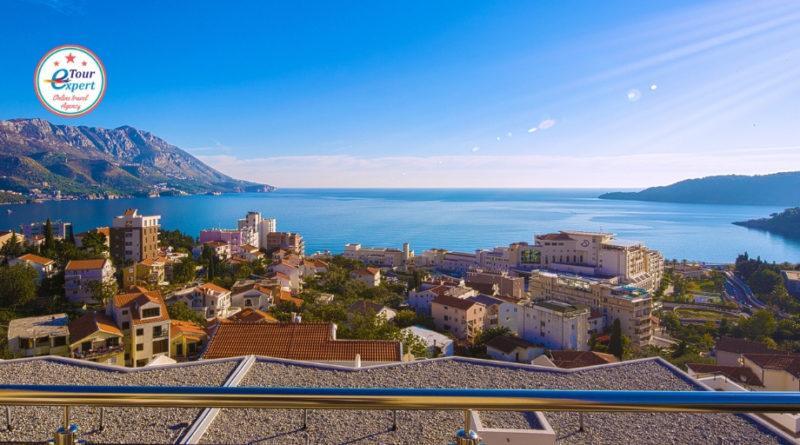 туры в Черногорию от 20650 руб.