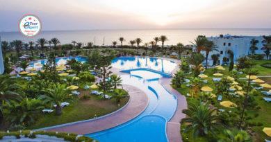 туры в Тунис от 29845 руб.