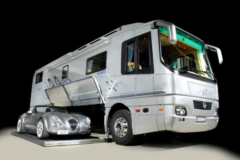 самые дорогие автобусы