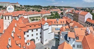 Отель The Augustine в Праге
