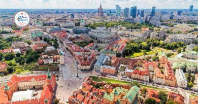 Варшава – современная европейская столица, восставшая из руин