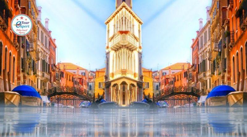 Венеция — аквапарк мировой культуры