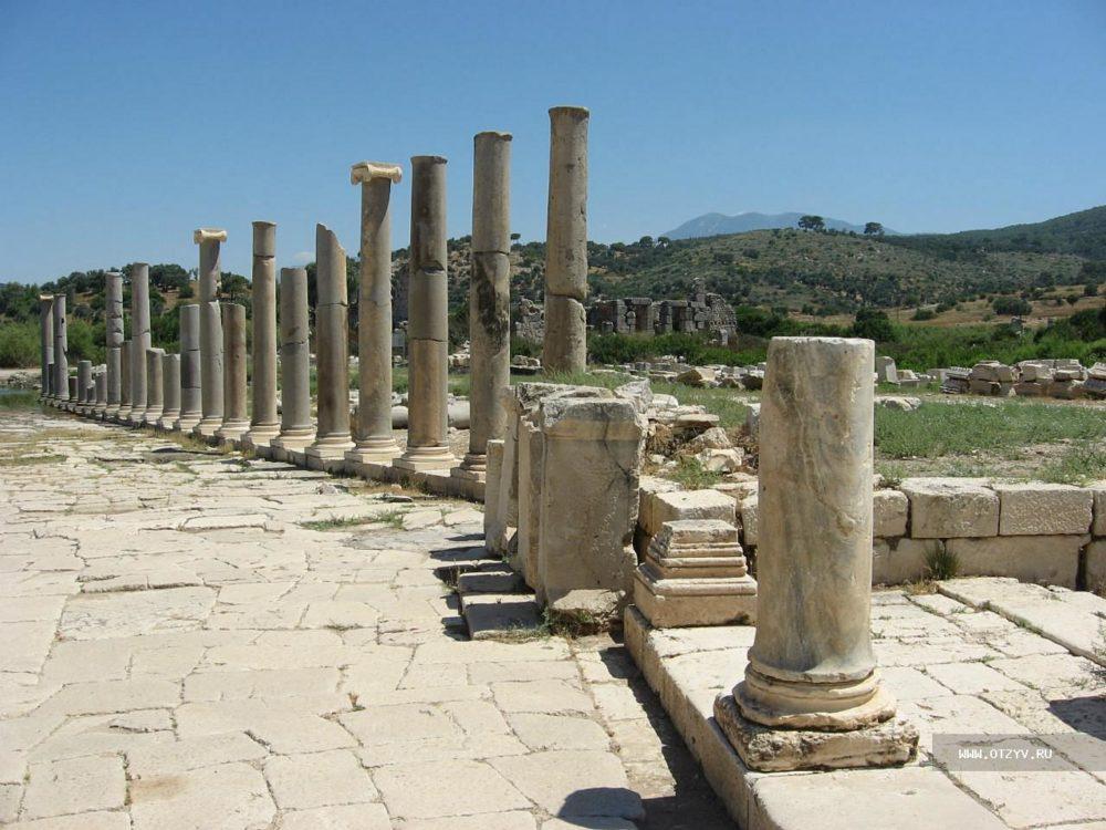 Древняя Ликия