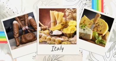 Что привезти из Италии