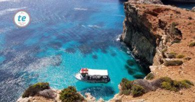 Мальта: понырять за рэками