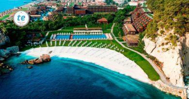Maxx Royal Kemer Resort – природа вещей