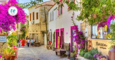 Турецкий витамин для глаз: цветопредставление Алачаты