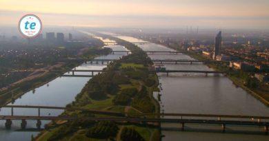водная стихия австрийской столицы