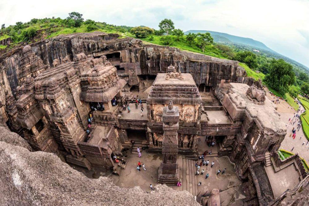 Историческое наследие ЮНЕСКО: подземные храмы