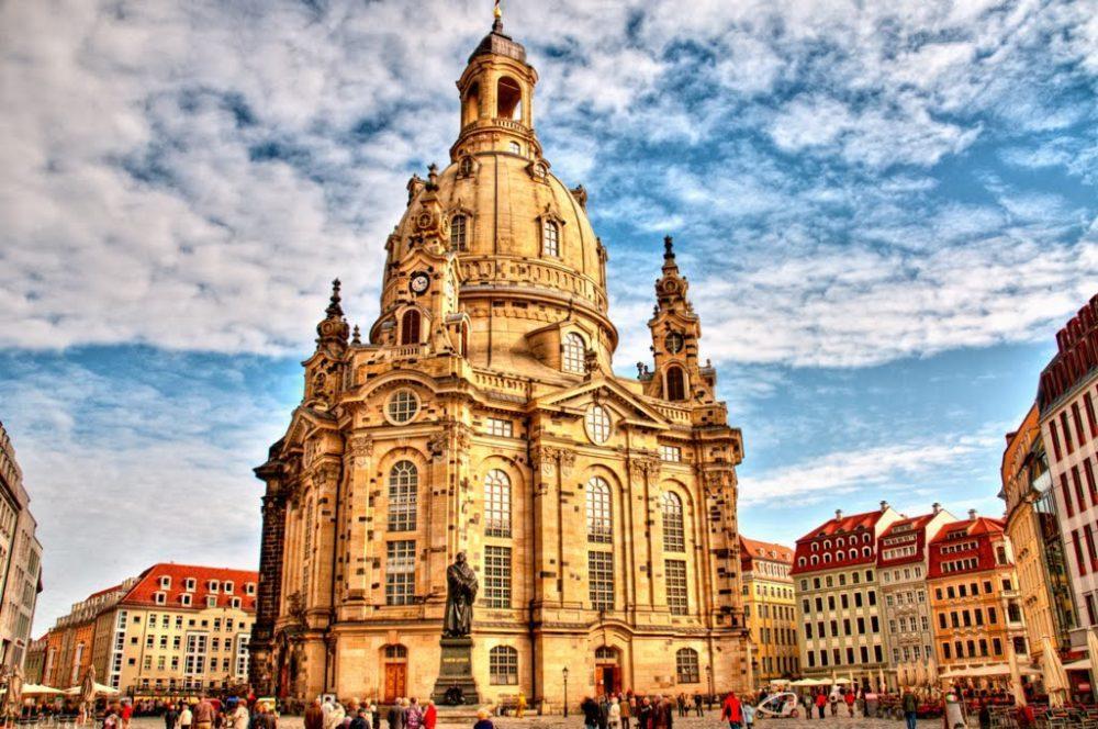 Современный Дрезден. Сокровища Саксонии